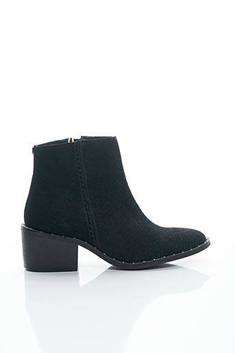 Bottines/Boots noir SALSA pour femme