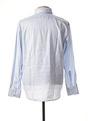 Chemise manches longues bleu HUGO BOSS pour homme seconde vue