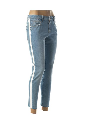 Jeans skinny bleu EDC pour femme