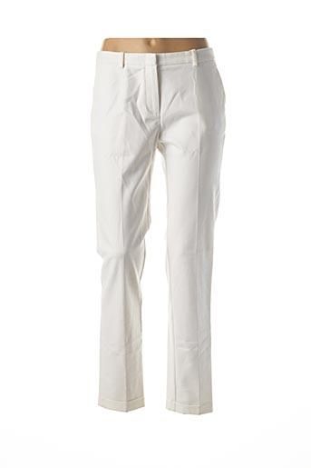 Pantalon chic blanc ESPRIT pour femme