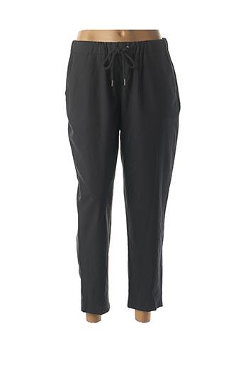 Pantalon 7/8 bleu SCHOOL RAG pour femme