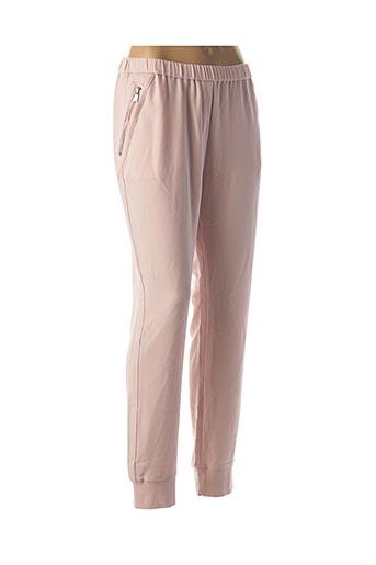 Pantalon casual rose MAISON SCOTCH pour femme