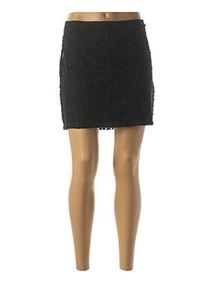 Jupe courte noir I.CODE (By IKKS) pour femme