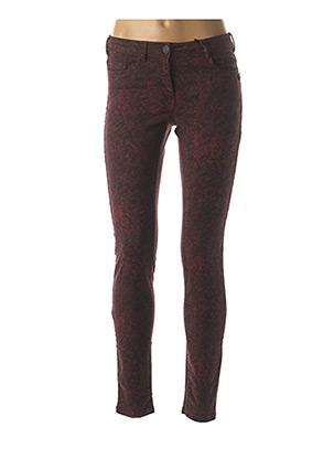 Pantalon casual rouge MAISON SCOTCH pour femme