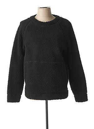 Sweat-shirt noir MINIMUM pour homme