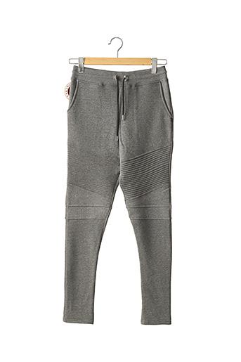 Jogging gris SWEET PANTS pour homme