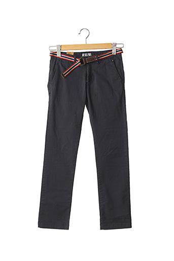 Pantalon casual bleu SCOTCH & SODA pour garçon