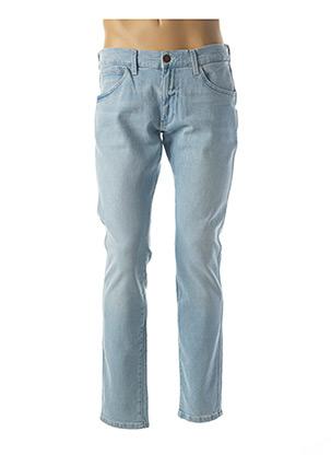 Jeans skinny bleu WRANGLER pour homme