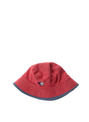 Chapeau rouge DISNEY pour enfant