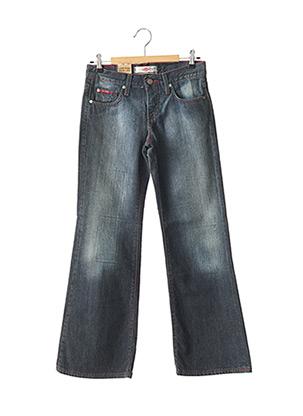 Jeans bootcut bleu LEE COOPER pour fille