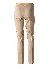 Pantalon chic beige MAXMARA pour femme seconde vue
