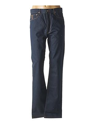 Jeans coupe droite bleu APRIL 77 pour femme