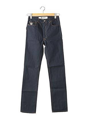Jeans coupe droite bleu APRIL 77 pour homme