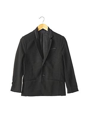 Veste chic / Blazer noir IKKS pour garçon