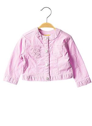 Veste casual violet CHICCO pour fille