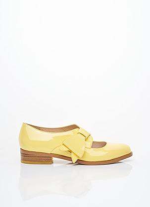 Mocassins jaune MELLOW YELLOW pour femme