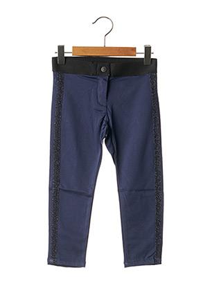Pantalon casual bleu CHICCO pour fille