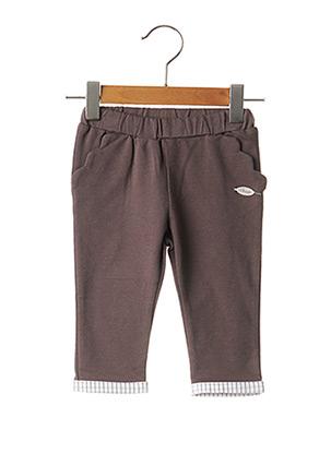 Pantalon casual gris CHICCO pour garçon