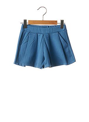 Short bleu CHICCO pour fille