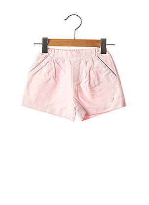 Short rose CHICCO pour fille