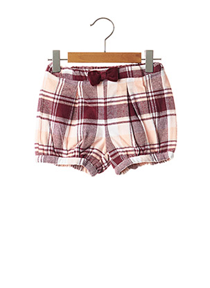 Jupe short rose CHICCO pour fille