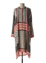 Robe mi-longue rouge MASAI pour femme seconde vue