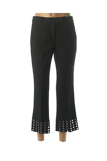 Pantalon 7/8 noir MICHAEL KORS pour femme