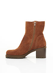 Bottines/Boots marron NIMAL pour femme seconde vue