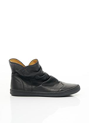 Bottines/Boots noir POM D'API pour fille