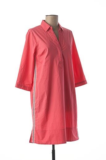 Robe courte rose BROADWAY pour femme