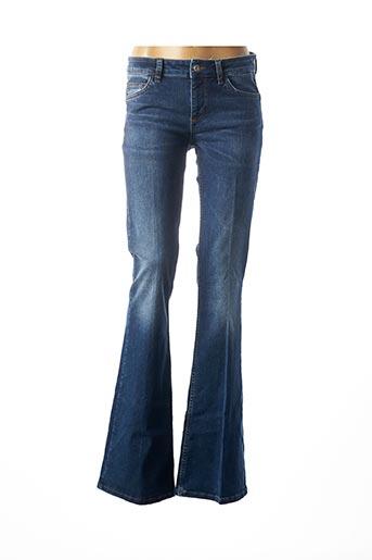Jeans bootcut bleu LIU JO pour femme