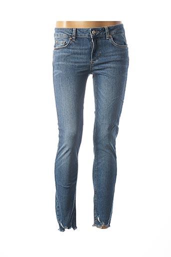 Jeans skinny bleu LIU JO pour femme