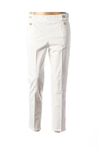 Pantalon chic blanc LIU JO pour femme