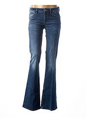 Jeans bootcut bleu LIU JO pour femme seconde vue
