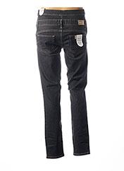 Jeans coupe droite gris LIU JO pour femme seconde vue