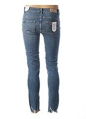 Jeans skinny bleu LIU JO pour femme seconde vue