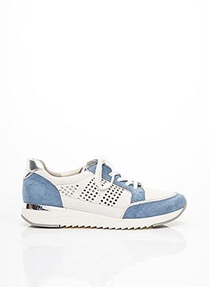Baskets bleu CAPRICE pour femme