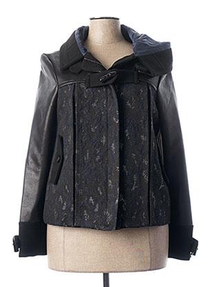 Veste casual noir EVA KAYAN pour femme