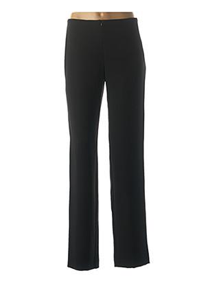 Pantalon casual noir JOSEPH RIBKOFF pour femme