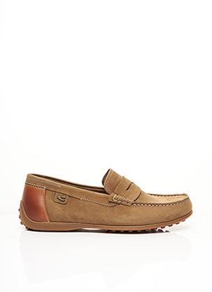 Chaussures bâteau marron CAMEL ACTIVE pour homme