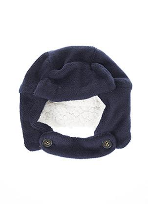Bonnet bleu MILK ON THE ROCKS pour garçon
