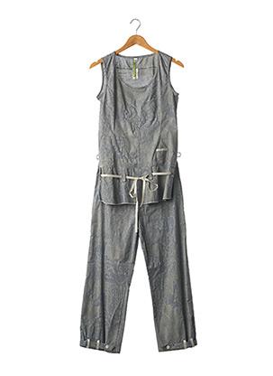 Top/pantalon bleu FILENDZA pour femme