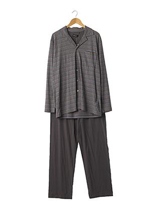 Pyjama gris RINGELLA pour homme