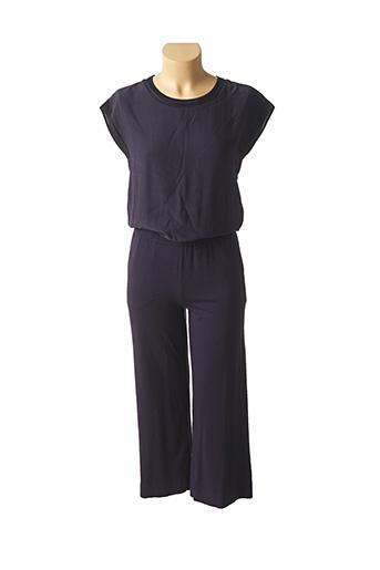 Combi-pantalon bleu STREET ONE pour femme