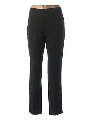 Pantalon chic noir EMMA & ROCK pour femme