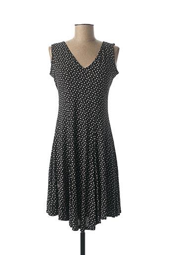 Robe courte noir ATLANTA pour femme
