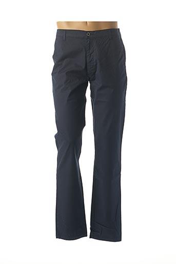 Pantalon casual bleu WALTRON pour homme