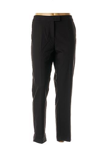 Pantalon casual noir MORGAN pour femme