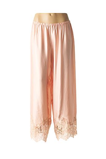 Pyjama rose TWINSET pour femme
