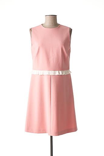 Robe mi-longue rose RED VALENTINO pour femme